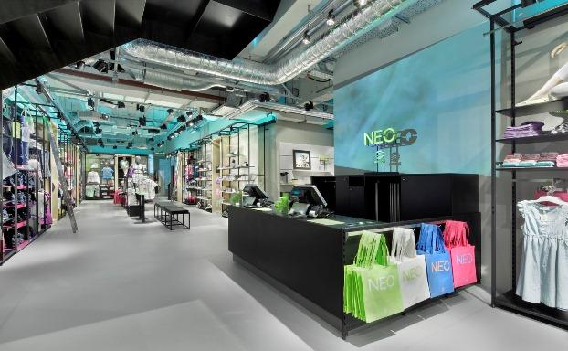 Adidas Neo Magasin