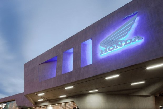 Honda BigWing - Bangkok - 23