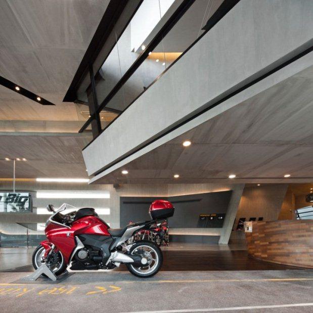 Honda BigWing - Bangkok - 5
