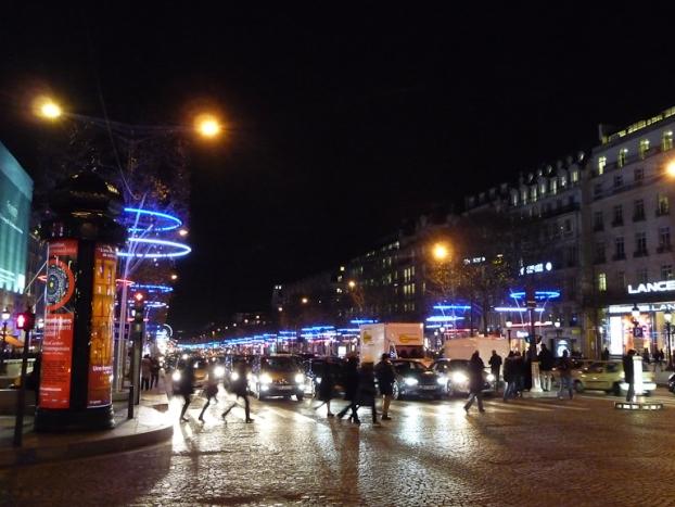 Illuminations de no l paris 2012 ledbox - Illuminations noel paris ...