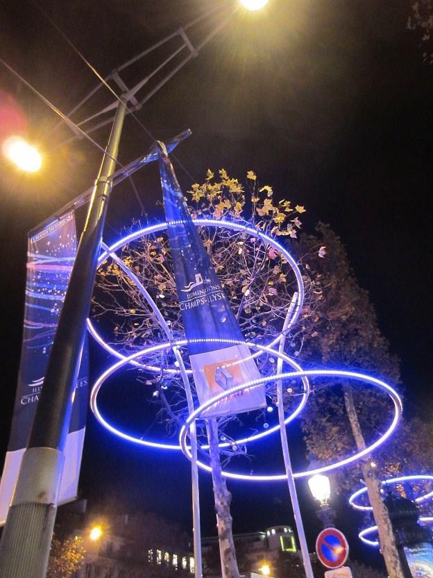 Illuminations de no l paris 2012 ledbox - Illumination noel paris 2017 ...