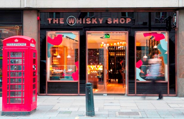 The Whisky Shop - Londres - 16