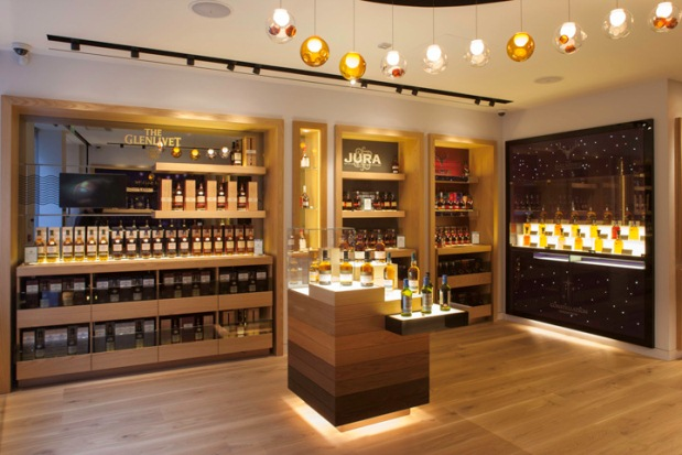 The Whisky Shop - Londres - 2