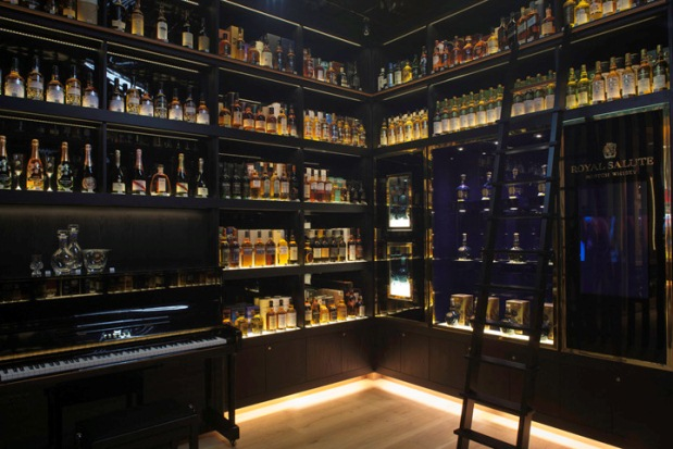 The Whisky Shop - Londres - 5