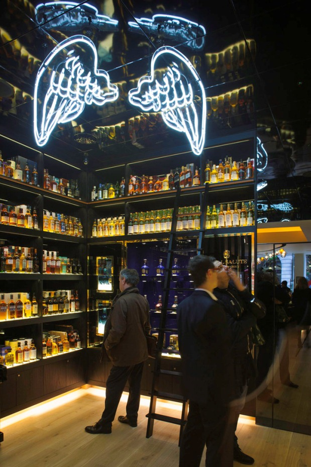 The Whisky Shop - Londres - 6