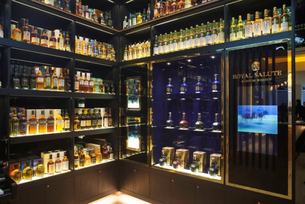 The Whisky Shop - Londres - 8