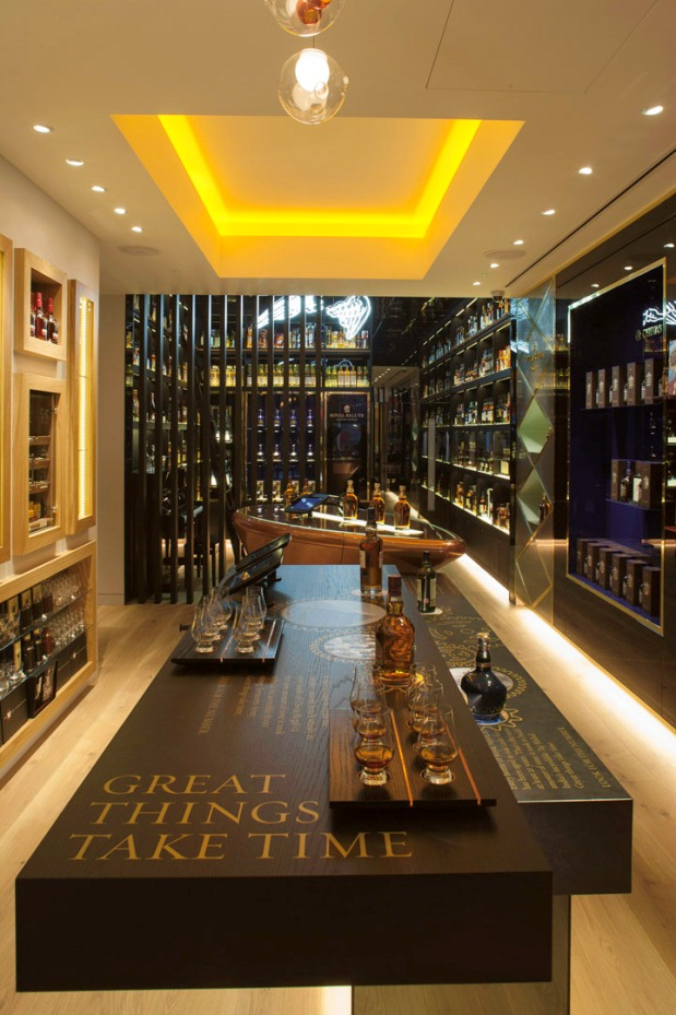 The Whisky Shop - Londres - 9