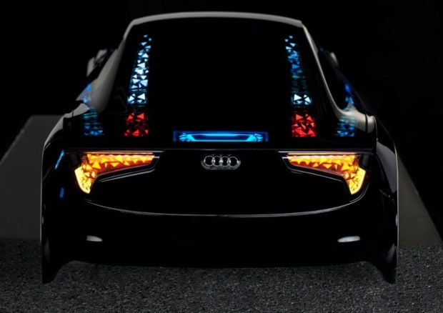 Audi Oled Lighting - 1