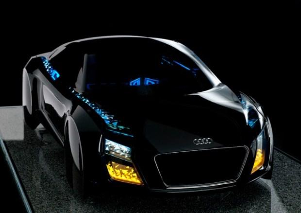 Audi Oled Lighting - 2