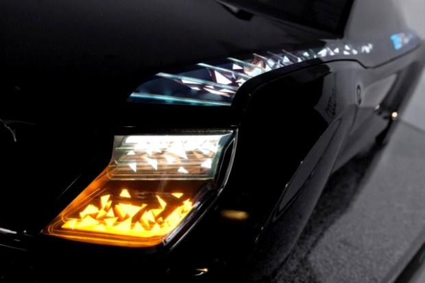 Audi Oled Lighting - 3