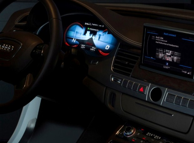 Audi Oled Lighting - 7