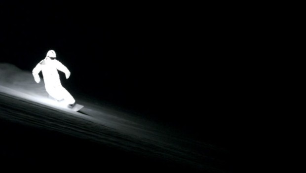 Glowing Man - 2