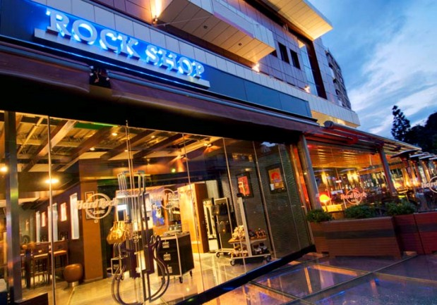 Hard Rock Cafe - Athènes - 12