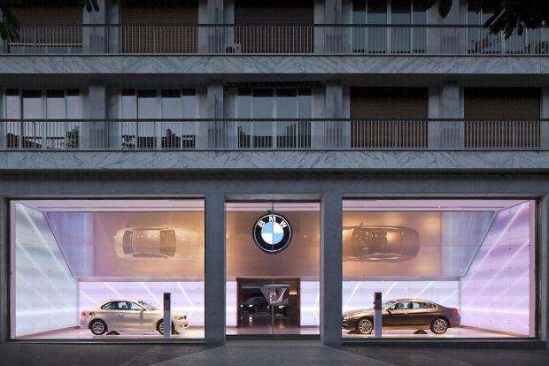 BMW Paris Georges V - 1