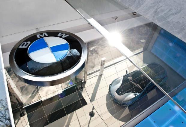 BMW Paris Georges V - 16