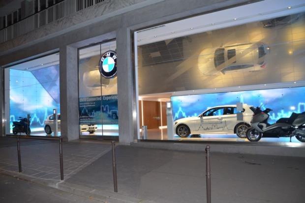 BMW Paris Georges V - 1b