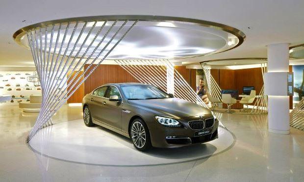 BMW Paris Georges V - 6