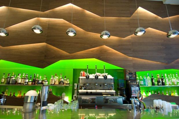Line Restaurant cafe - 1c