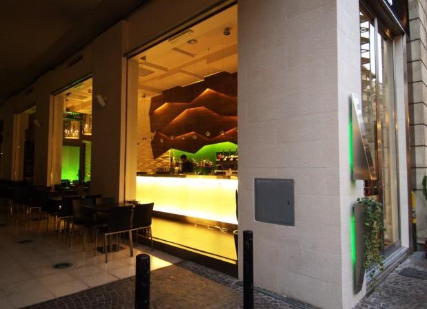 Line Restaurant cafe - 6b