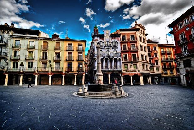Plaza del Torico - 8