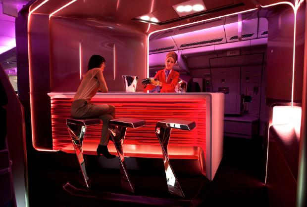 Virgin Atlantic - 1