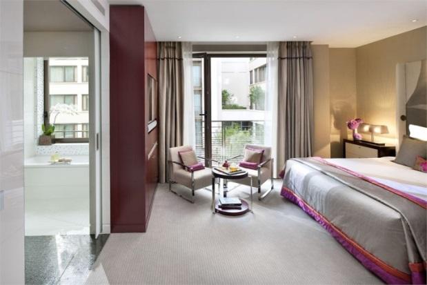 Hôtel Mandarin Oriental - 7