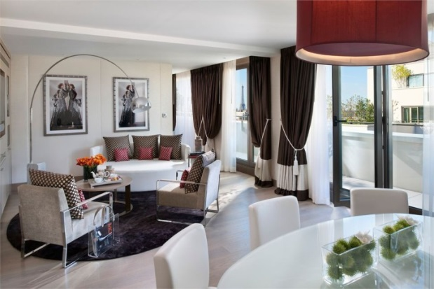 Hôtel Mandarin Oriental - 8
