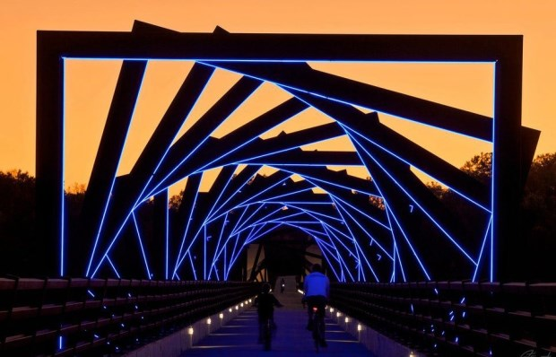 High Trestle Bridge - 1