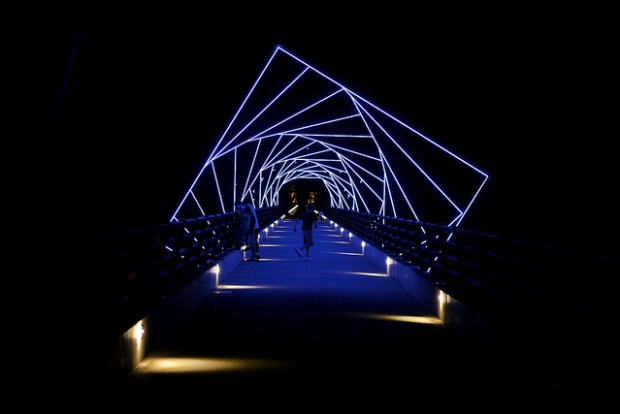 High Trestle Bridge - 3