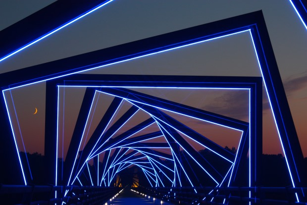 High Trestle Bridge - 4