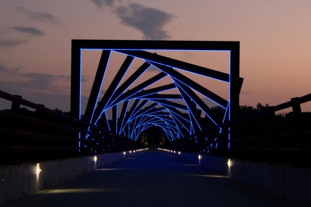High Trestle Bridge - 5