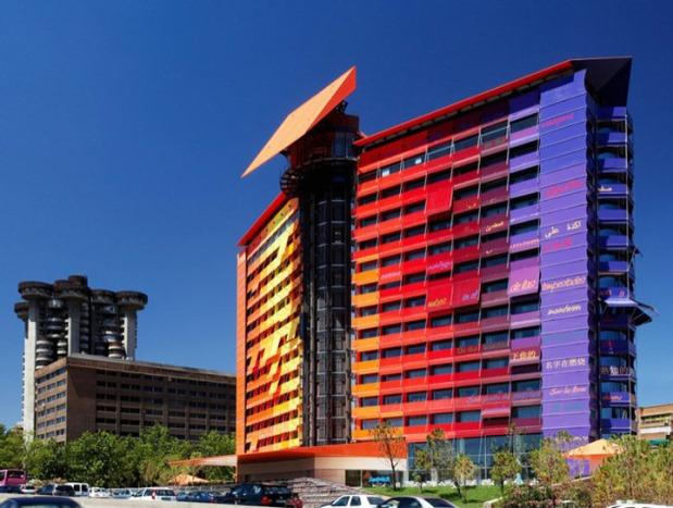 Hotel Silken Puerta America - 23