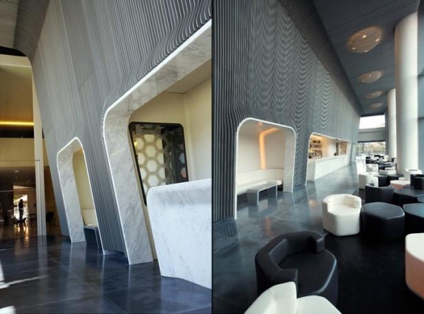 Hotel Silken Puerta America - 3b