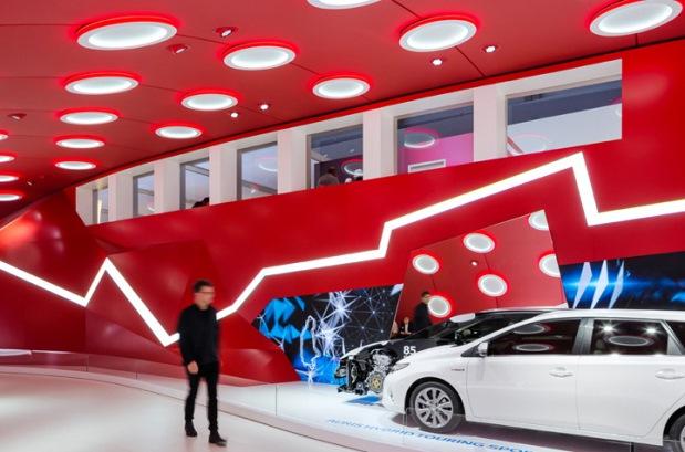 Toyota Genève 2013 - 2