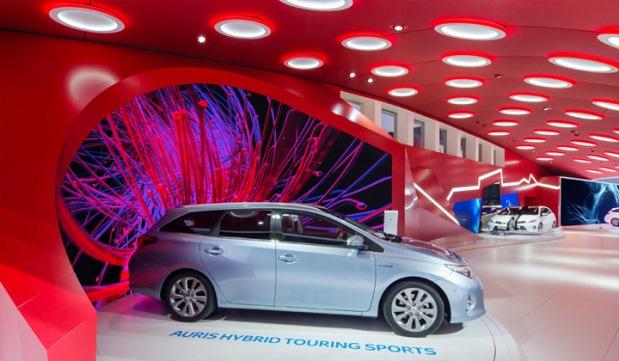 Toyota salon international de l automobile de gen ve - Salon international de l automobile de geneve ...