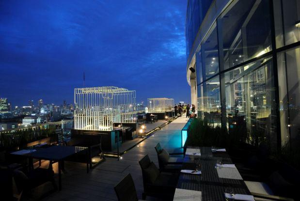 Zense Restaurant - 3d