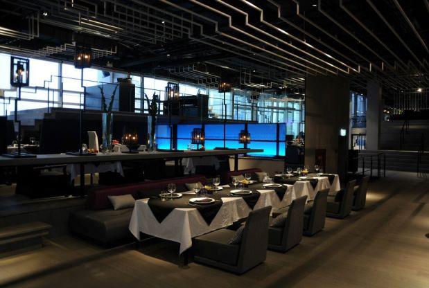 Zense Restaurant - 4e