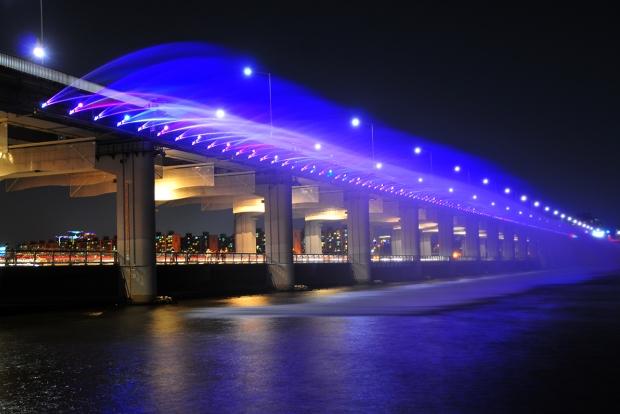 Banpo Bridge - 2d