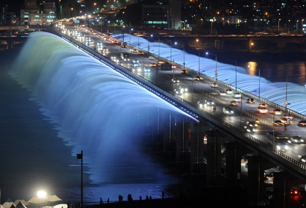 Banpo Bridge - 3