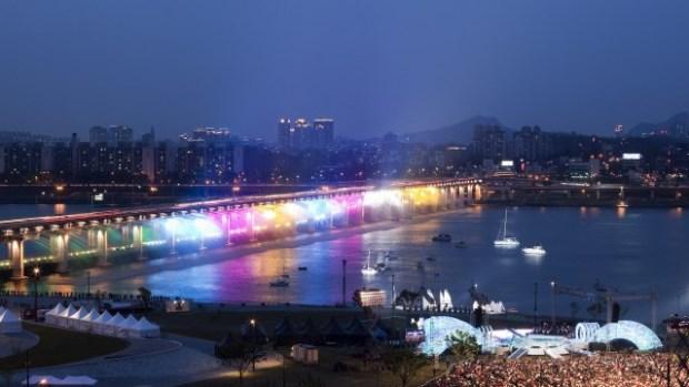 Banpo Bridge - 3b