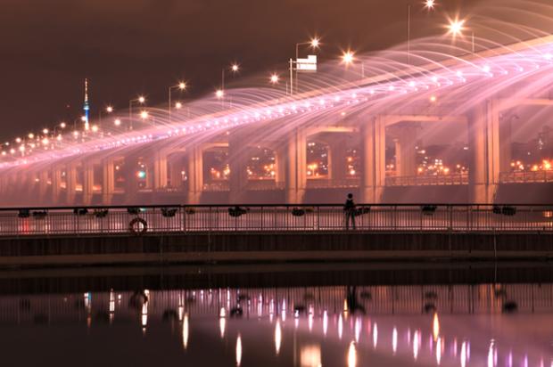 Banpo Bridge - 6
