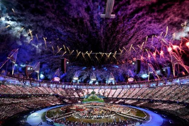 Jeux Olympiques 2012 - 1