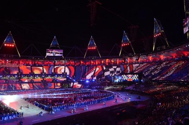 Jeux Olympiques 2012 - 2