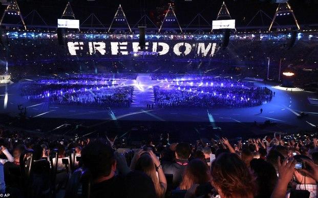 Jeux Olympiques 2012 - 2d