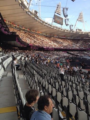 Jeux Olympiques 2012 - 9