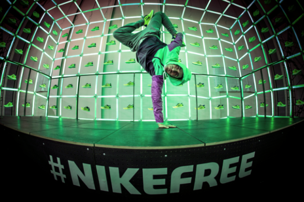 Nike Free - 3