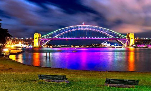 Harbour Bridge - 1