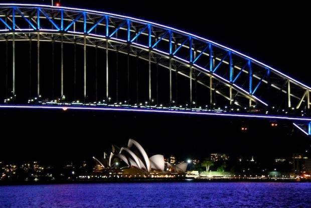 Harbour Bridge - 4