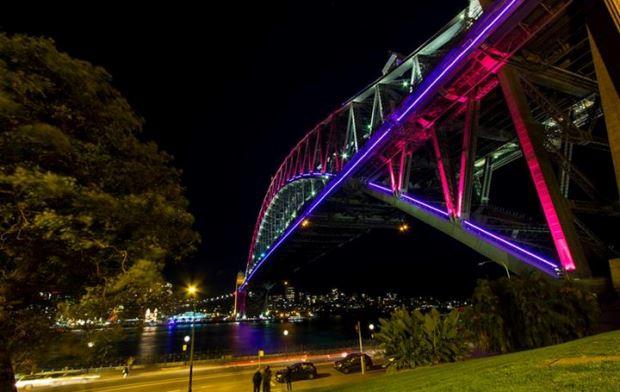 Harbour Bridge - 8