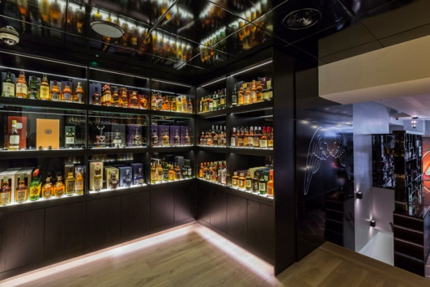 The Whisky Shop - Manchester - 1